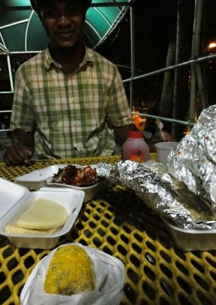 Bouffe Jamaïque