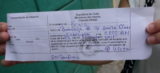 Cuba avis