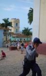 Cuba police