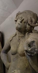 Danemark statue