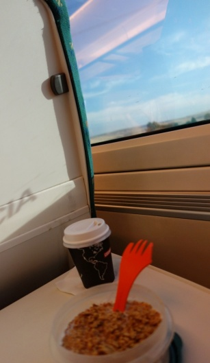 Espagne train