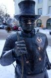 Estonie statue