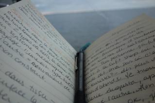 Pourquoi tenir un carnet de voyage journal de bord