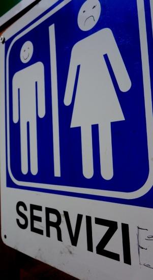 Italie toilette