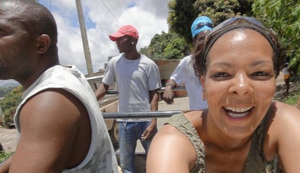 Présent Jamaïque