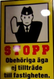 Suède annonce