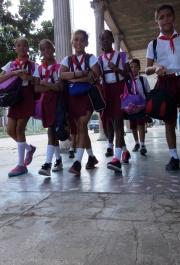 Cuba écoliers 1