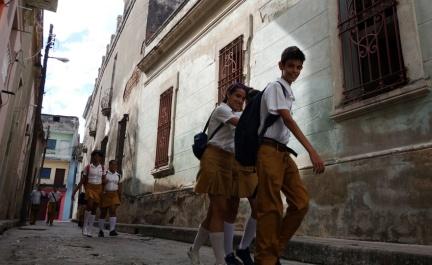 Cuba écoliers 2