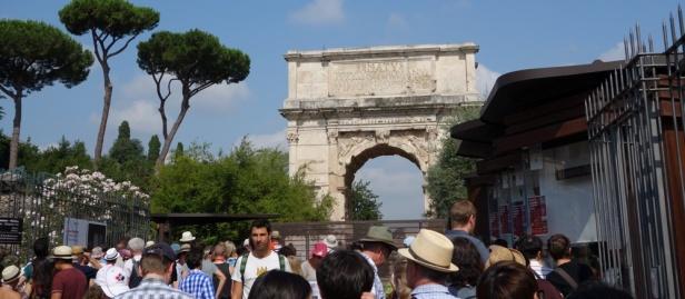 Italie Foro romano