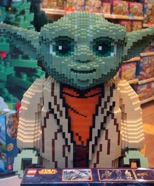 Danemark Yoda